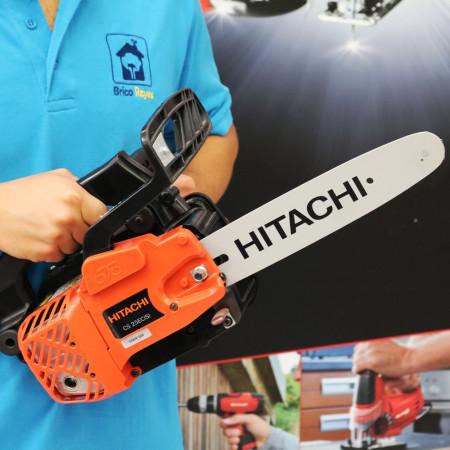 Motosierra Hitachi CS25EC(S)