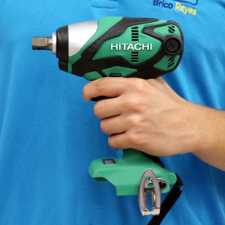 Atornillador de impacto Hitachi WR18DSDLLW