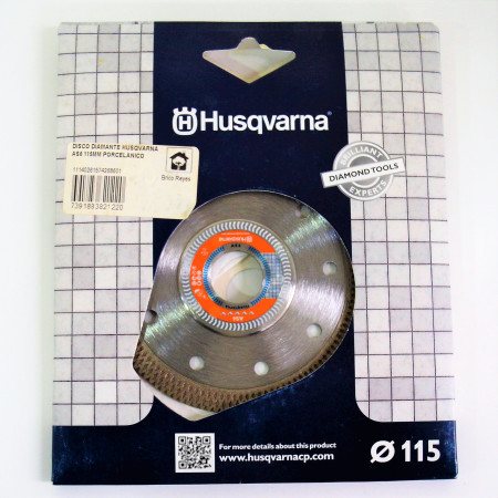 Disco de diamante para granito de Husqvarna AS6