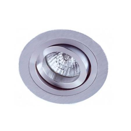 Foco LED empotrable redondo de la serie Eros de Led Ecolamp