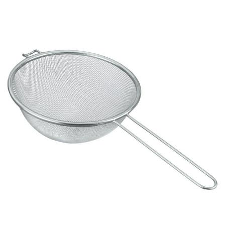 Colador acero inoxidable de 20 cm de Metaltex