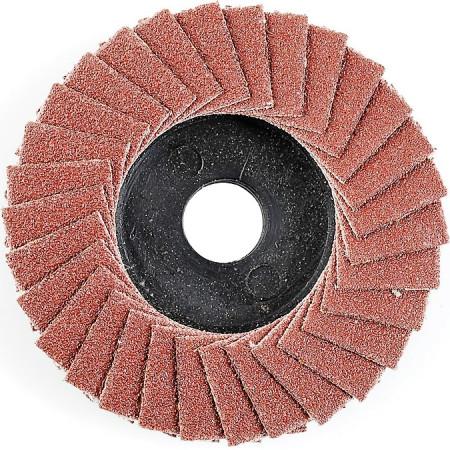 Muelas abrasivas laminares de corindón, grano 100, de  Proxxon
