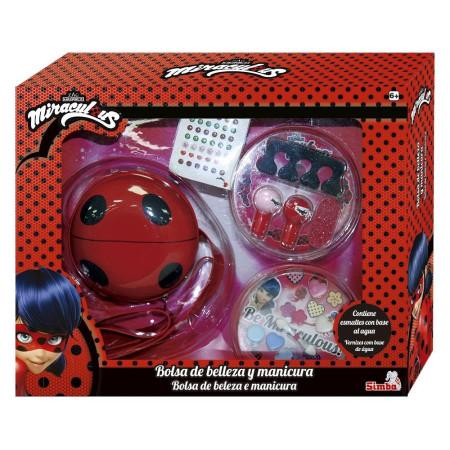Bolsa belleza y manicura de Ladybug, Simba 9413169