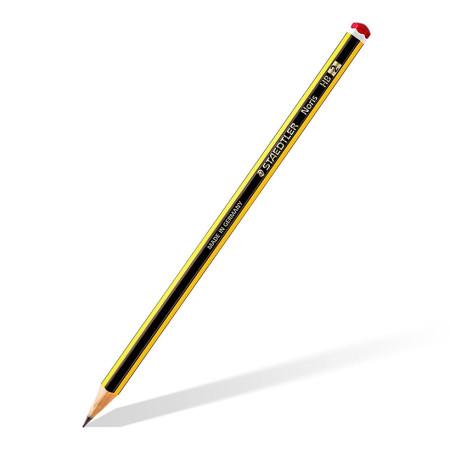 Set 3 lápices HB + goma de borrar + sacapuntas, Staedtler