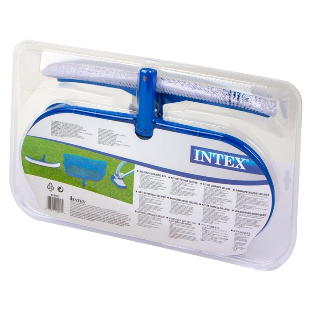Kit de limpieza para piscinas 3 accesorios intex 29057 for Intex piscinas accesorios