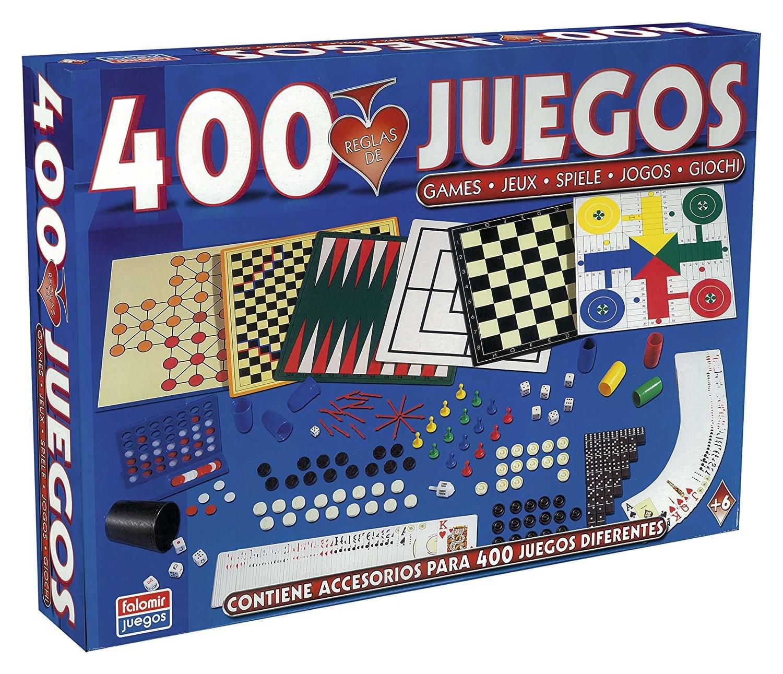 Juegos Reunidos 400 Juegos Brico Reyes