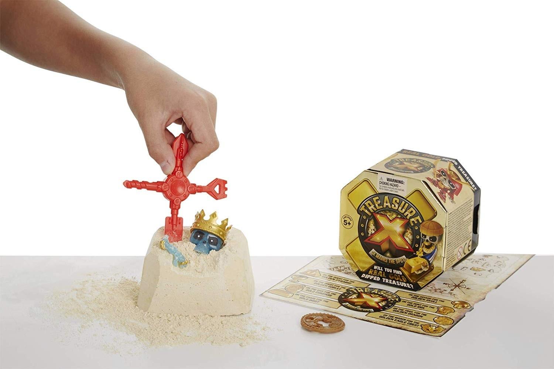 Treasure X con figura, Famosa 700014750 - Brico Reyes