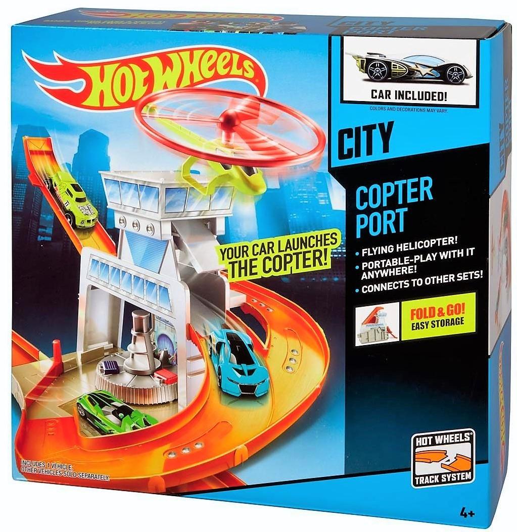 Circuito Hot Wheels : Circuito taller túnel de lavado hot wheels brico reyes