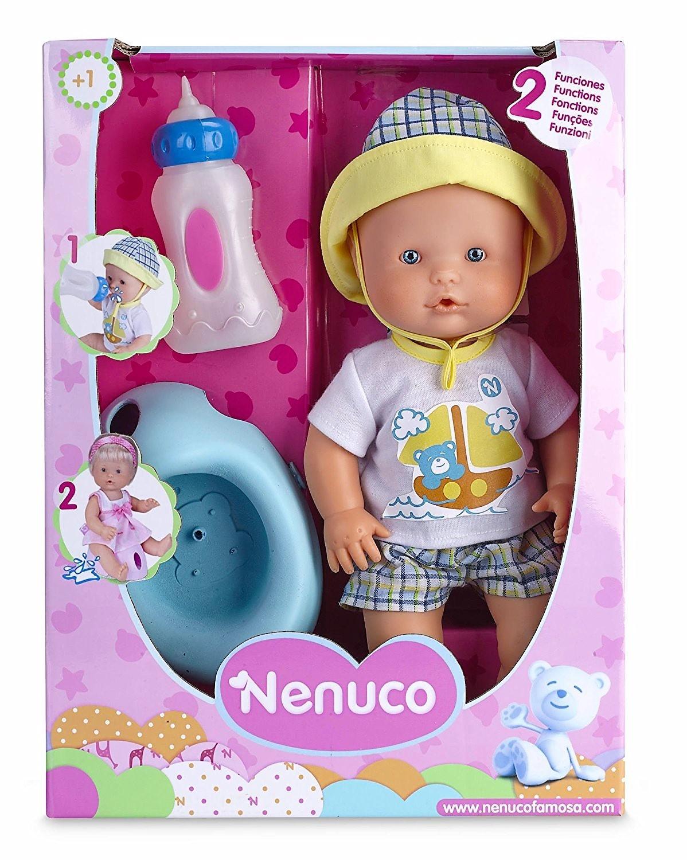 Nenuco beb hace pipi ni o brico reyes - Nenuco bano de burbujas ...