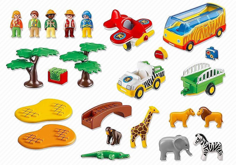 Playmobil 5047, gran safari africano - Brico Reyes