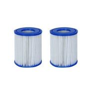 Cartucho de filtro tipo II, para depuradora de piscina, Bestway 58094